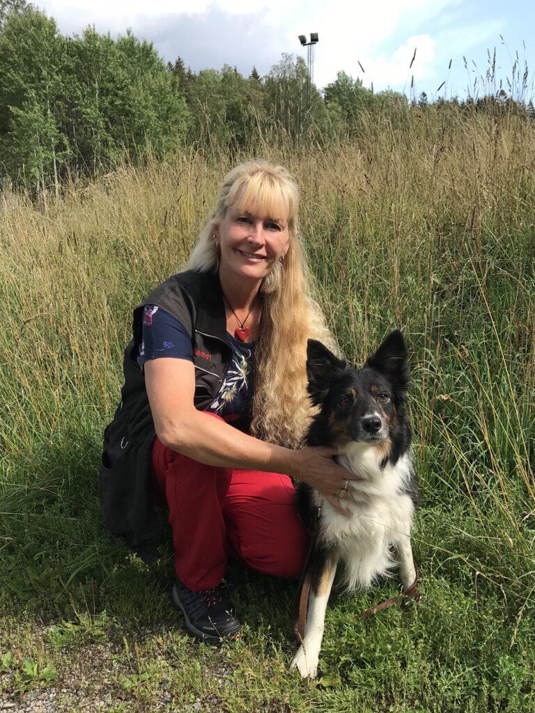 Susan Manhold & Revalill´s Glizzie Queen, Tyresö BK
